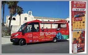 Syracuse Tourist bus
