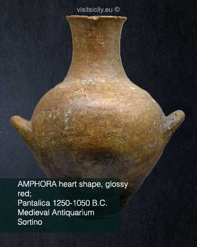 AMPHORA--Pantalica
