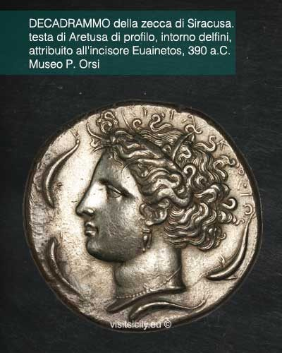 Decadrammo-Aretusa