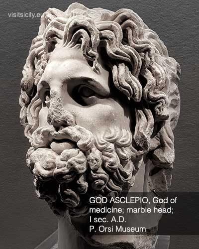 God-Asclepio