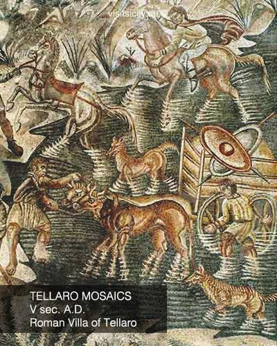 Mosaics-Tellaro